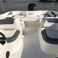 18 ft. Bayliner 180 4-S Mercury  Bow Rider Boat Rental Charlotte Image 3