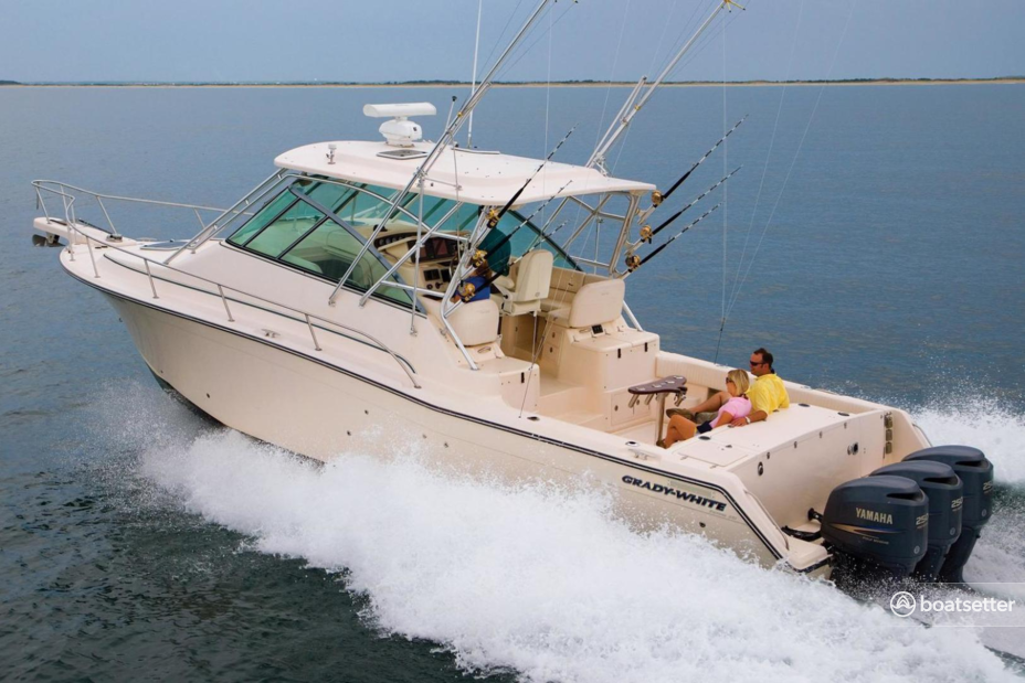 Rent a Grady-White Boats offshore sport_fishing in Mastic Beach, NY near me