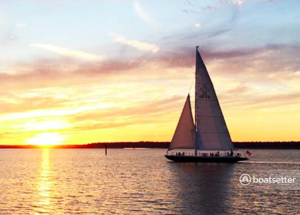 Rent a America´s Cup cruiser in Hilton Head Island, SC near me