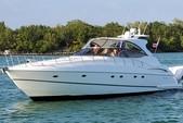 64 ft. Cruisers Yachts 560 Express Cruiser Boat Rental Miami Image 4