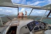 64 ft. Cruisers Yachts 560 Express Cruiser Boat Rental Miami Image 17