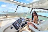 64 ft. Cruisers Yachts 560 Express Cruiser Boat Rental Miami Image 20