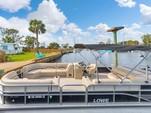 25 ft. Lowe Pontoons SS250 Mercury Pontoon Boat Rental West FL Panhandle Image 3