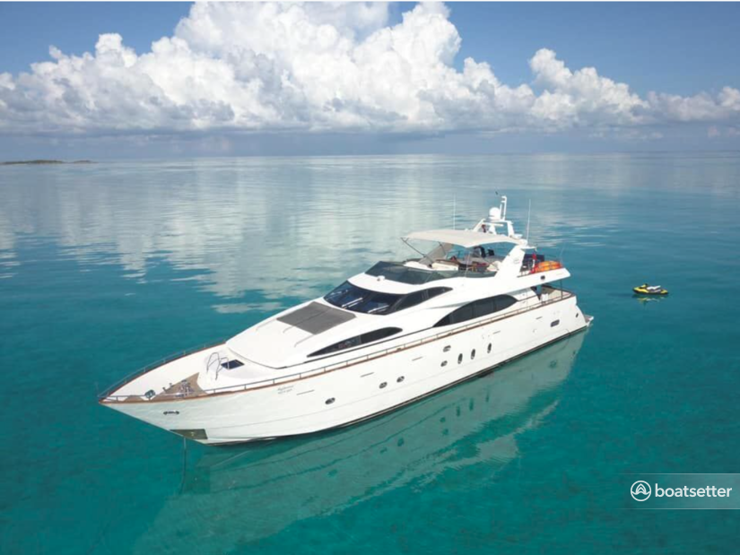Rent a Azimut Yachts mega yacht in Miami, FL near me