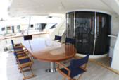 100 ft. Azimut Yachts 100 Jumbo Mega Yacht Boat Rental Miami Image 5