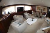 100 ft. Azimut Yachts 100 Jumbo Mega Yacht Boat Rental Miami Image 6