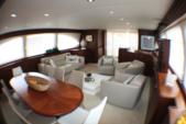 100 ft. Azimut Yachts 100 Jumbo Mega Yacht Boat Rental Miami Image 7