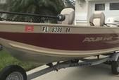 14 ft. Polar Kraft V144T Aluminum Fishing Boat Rental Orlando-Lakeland Image 4