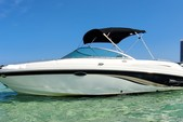 24 ft. Chaparral Boats 246 SSi Bow Rider Boat Rental Miami Image 12