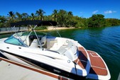 24 ft. Chaparral Boats 246 SSi Bow Rider Boat Rental Miami Image 33