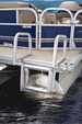 26 ft. Sun Tracker by Tracker Marine Party Barge 24 DLX w/115ELPT 4-S Pontoon Boat Rental Rest of Southeast Image 4