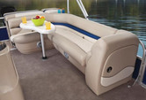 26 ft. Sun Tracker by Tracker Marine Party Barge 24 DLX w/115ELPT 4-S Pontoon Boat Rental Rest of Southeast Image 6