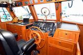55 ft. Defever Pilothouse Pilothouse Boat Rental Seattle-Puget Sound Image 6
