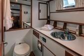 54 ft. Grand Banks Heritage 52 EU Motor Yacht Boat Rental Seattle-Puget Sound Image 5