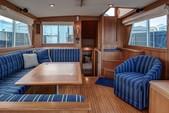 54 ft. Grand Banks Heritage 52 EU Motor Yacht Boat Rental Seattle-Puget Sound Image 7