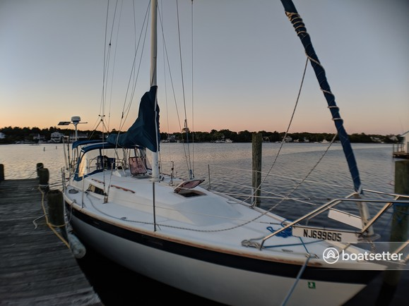 Rent a Irwin Yachts sloop in Lacey Township, NJ near me
