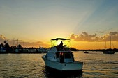 33 ft. Egg Harbor Yachts 33 Tournament Fisherman Flybridge Boat Rental Miami Image 6