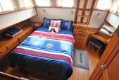 46 ft. Grand Banks Heritage 46 CL Pilothouse Boat Rental Seattle-Puget Sound Image 10