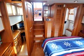 46 ft. Grand Banks Heritage 46 CL Pilothouse Boat Rental Seattle-Puget Sound Image 11