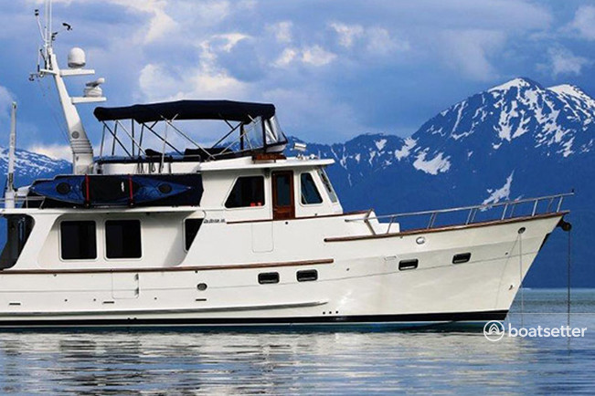 Rent a Defever pilothouse in Bellingham, WA near me
