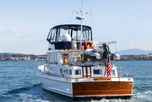 46 ft. Grand Banks Classic  Pilothouse Boat Rental Seattle-Puget Sound Image 1