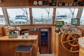 46 ft. Grand Banks Classic  Pilothouse Boat Rental Seattle-Puget Sound Image 8
