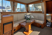 46 ft. Grand Banks Classic  Pilothouse Boat Rental Seattle-Puget Sound Image 9