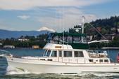 46 ft. Grand Banks Heritage 46 CL Pilothouse Boat Rental Seattle-Puget Sound Image 1