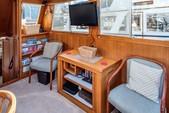 46 ft. Grand Banks Heritage 46 CL Pilothouse Boat Rental Seattle-Puget Sound Image 4
