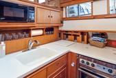 46 ft. Grand Banks Heritage 46 CL Pilothouse Boat Rental Seattle-Puget Sound Image 8