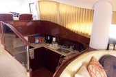 61 ft. Viking Motor Yacht Boat Rental Miami Image 4