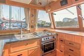 47 ft. Grand Banks Heritage 46 CL Pilothouse Boat Rental Seattle-Puget Sound Image 3