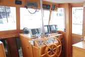 46 ft. Grand Banks Classic Trawler Boat Rental Seattle-Puget Sound Image 3