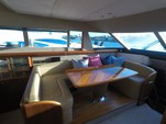 70 ft. Viking Yacht Princess Flybridge Boat Rental Miami Image 7