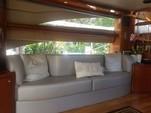 70 ft. Viking Yacht Princess Flybridge Boat Rental Miami Image 4