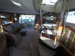 70 ft. Viking Yacht Princess Flybridge Boat Rental Miami Image 5
