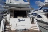 70 ft. Viking Yacht Princess Flybridge Boat Rental Miami Image 11