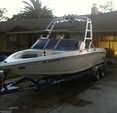 22 ft. Supra by Skiers Choice Launch SSV  Ski And Wakeboard Boat Rental Sacramento Image 4