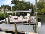 22 ft. Hurricane Boats FD 226 Deck Boat Boat Rental Tampa Image 5