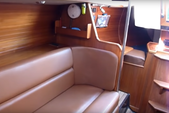 30 ft. Beneteau USA First 305 Cruiser Boat Rental Los Angeles Image 12