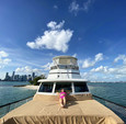 58 ft. Hatteras Yachts 58 Yacht Fisherman Motor Yacht Boat Rental Miami Image 56