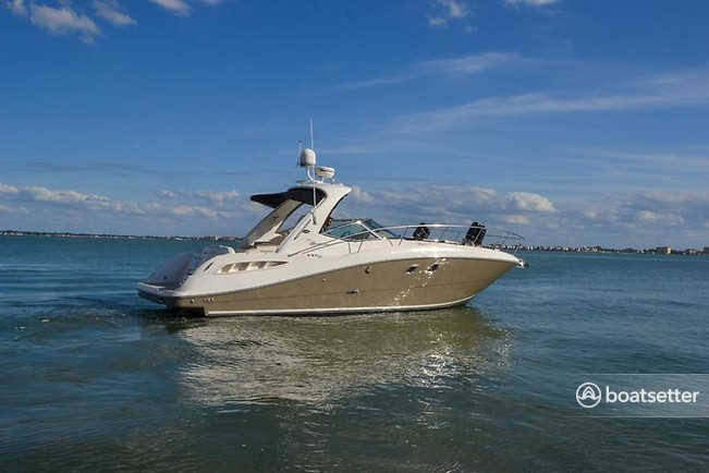 Rent a Sea Ray Boats cruiser in Cumming, GA near me