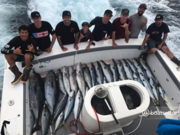 Rent a 42' Bertram - Impulse Sportfishing Charters  in San Diego, CA near me
