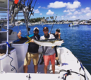 34 ft. Luhrs Boats 31 Open Offshore Sport Fishing Boat Rental San Diego Image 4