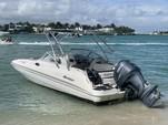 24 ft. Hurricane Boats SD 237 Deck Boat Boat Rental Miami Image 22