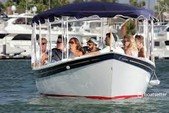 21 ft. Duffy Electric Boats 21 Old Bay Electric Boat Rental West FL Panhandle Image 5