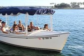21 ft. Duffy Electric Boats 21 Old Bay Electric Boat Rental West FL Panhandle Image 9