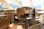 57 ft. Azimut Yachts 55 Flybridge Boat Rental Miami Image 24