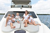 57 ft. Azimut Yachts 55 Flybridge Boat Rental Miami Image 26