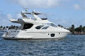 57 ft. Azimut Yachts 55 Flybridge Boat Rental Miami Image 27